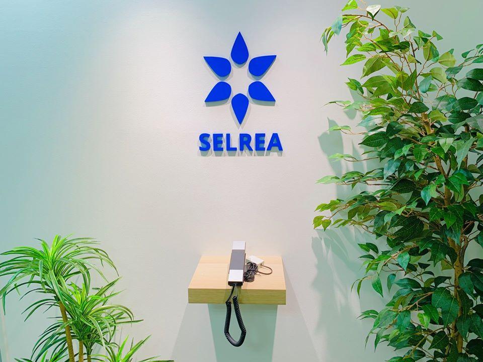 株式会社セルリアのエントランス